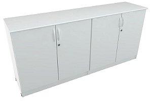 Armario Baixo 4 Portas Credence Chave 1,60 x 0,75 m 15 mm