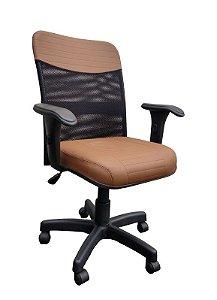 Cadeira para Escritório Giratória Diretor Fox Relax Home Office