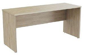 Mesa para Escritório Reta Pé Painel 25 mm 1,20 x 0,60 m Home Office