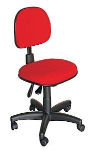 Cadeira Secretária Ergonômica Escritório Giratória Back System