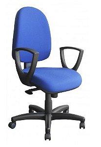 Cadeira Escritório Giratória Gerente B. Side Ergonomica Home Office