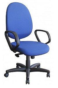 Cadeira Escritório Giratória Presidente B. Side Ergonomica Corporativa Home Office