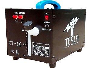 Cooler Refrigerador De Água Para Tocha Tig / Mig - 10 Litros