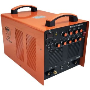 Máquina Inversora de Solda TIG AC/DC TechWeld WSME200A Pulsada