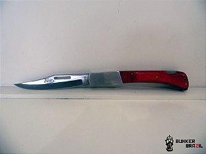 Canivete Gigante com cabo em madeira