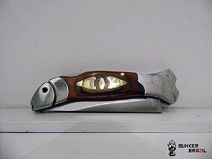 Canivete Manual Peixe Dourado