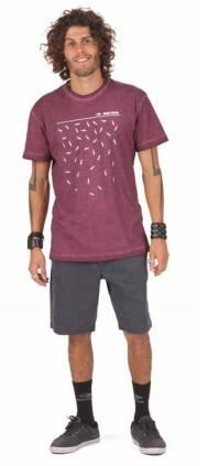 Camiseta Manga Curta Gola Careca Tinturada - P - Mormaii Outlet Online