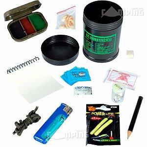 Mini kit de Sobrevivência basico