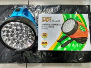 Lanterna Holofote de LED