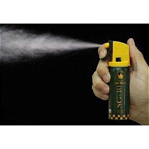 Spray de Defesa Pessoal de Gengibre