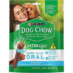PURINA DOG CHOW EXTRA LIFE PETISCO ORAL