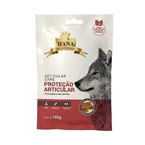 Snacks Hana Healthy Life Articular Care para Cães Adultos - 100g