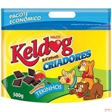KELDOG BIFINHOS TEKINHOS CRIADORES 500G