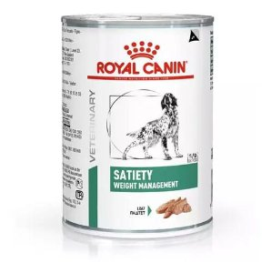 Ração Úmida Royal Canin Veterinary Cão Satiety Wet 410g