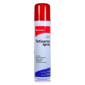 ANTI-INFLAMATÓRIO - TETISARNOL SPRAY 150ML