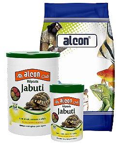 RAÇÃO ALCON CLUB JABUTI
