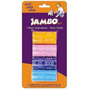 JAMBO REFIL SACO PLASTICO