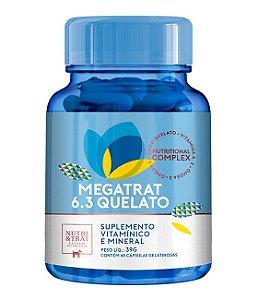 Suplemento Nutricional Centagro Vet Megatrat 6.3 Quelato para Cães - 39 g