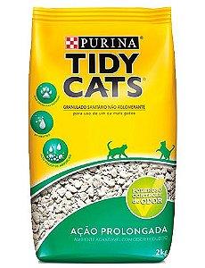 Areia Higiênica Nestlé Purina Tidy Cats para Gatos - 2kg