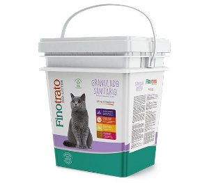 Granulado Sanitário Finotrato Bio-Litter Ultra Premium para Gatos - 10kg