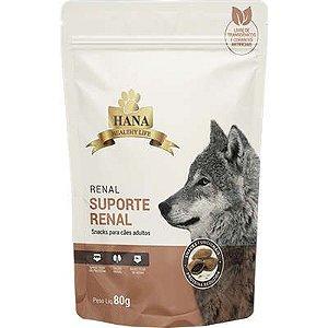 Snacks Hana Healthy Life Renal para Cães Adultos - 80g