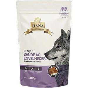 Snacks Hana Healthy Life Senior para Cães - 100g