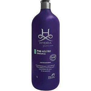Shampoo Pet Society Hydra Groomers Pro Neutro para Cães e Gatos - 1L