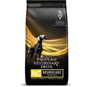 Ração Seca Nestlé Purina Pro Plan Veterinary Diets NC para Cães com Disfunções Neurológicas
