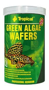 RAÇÃO TROPICAL GREEN ALGAE WAFERS 113G