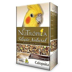 RAÇÃO NUTROPICA SELEÇÃO NATURAL PARA CALOPSITA 300G