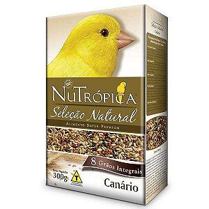 RAÇÃO NUTRÓPICA SELEÇÃO NATURAL PARA CANÁRIO