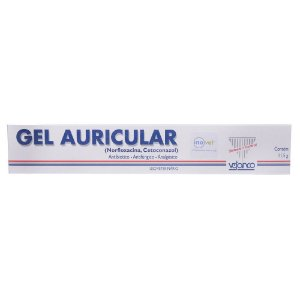 GEL AURICULAR 11,5G