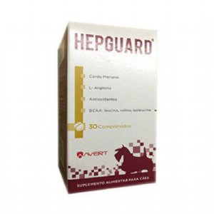SUPLEMENTO - HEPGUARD 30 COMPRIMIDOS