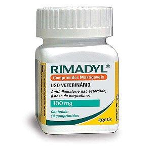 ANTI-INFLAMATÓRIO RIMADYL 25MG - 14 COMPRIMIDOS