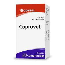 ANTICOPROFÁGICO -  COPROVET - 20 COMPRIMIDOS