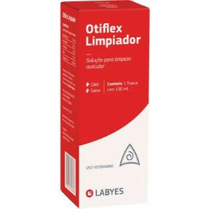 LIMPADOR AUDITIVO - LABYES OTIFLEX LIMPIADOR 100ML