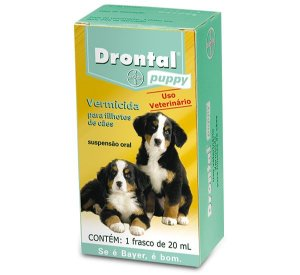 VERMÍFUGO - BAYER DRONTAL PUPPY 20ML
