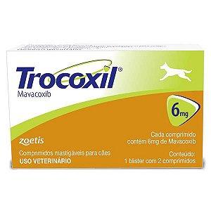 ZOETIS TROCOXIL 6MG - 2 COMPRIMIDOS