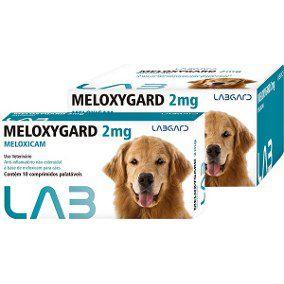 LABGARD MELOXYGARD MELOXICAM 2MG - 10 COMPRIMIDOS