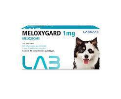 LABGARD MELOXYGARD MELOXICAM 1MG - 10 COMPRIMIDOS