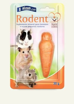 ALCON CLUB RODENT SUPLEMENTO MINERAL 30G