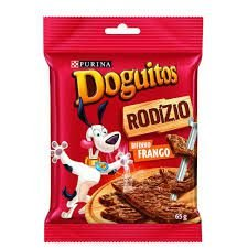 PURINA DOGUITOS BIFINHO SABOR FRANGO - 65G