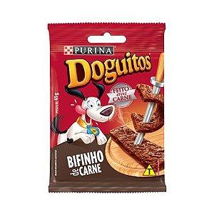 PURINA DOGUITOS BIFINHO SABOR CARNE 65G