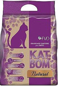 Granulado Higiênico Kat Bom Natural - 3kg