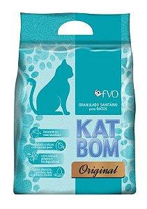 Granulado Higiênico Kat Bom Original - 3kg