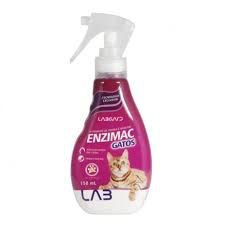 LABGARD ENZIMAC GATOS 500ML