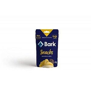 BARK BIFINHOS SNACKS SABOR BANANA E CHIA 60G