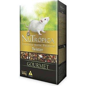 NUTRÓPICA ALIMENTO SUPER PREMIUM GOURMET PARA TWISTER - 500G
