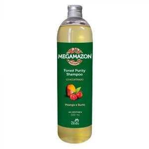 PET SOCIETY SHAMPOO MEGAMAZON FOREST PUTIRY PITANGA E BURITI - 300ML