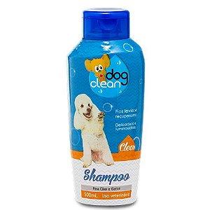 DOG CLEAN SHAMPOO CLEAN PELOS CLAROS 500ML